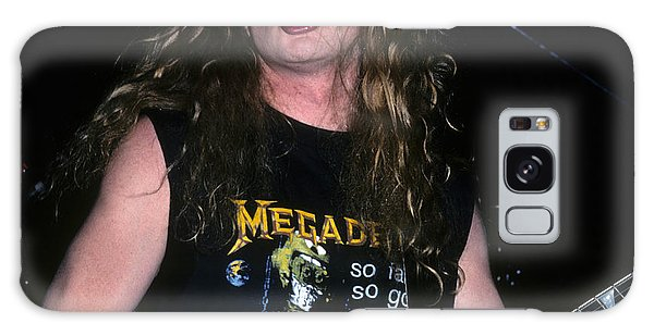 Dave Mustaine Of Megadeth Galaxy Case