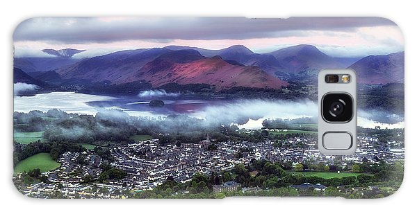 Great Lakes Galaxy Case - Derwentwater - Lake District by Joana Kruse