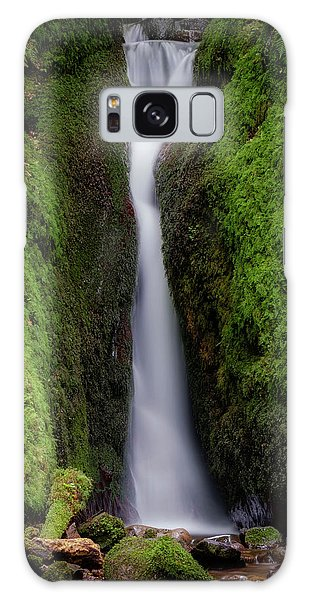 Galaxy Case featuring the photograph Dollar Glen In Clackmannanshire by Jeremy Lavender Photography