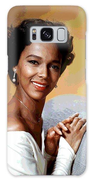 Apollo Theater Galaxy S8 Case - Dorothy Dandridge by Charles Shoup