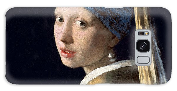 Girl With A Pearl Earring Galaxy Case