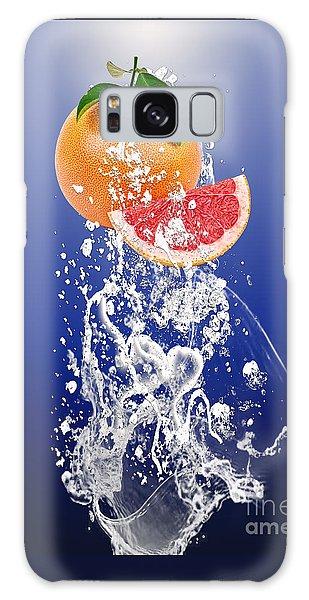 Grapefruit Splash Galaxy Case