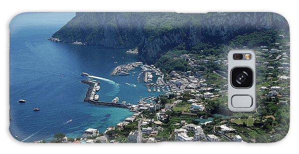 Isle Of Capri Galaxy Case