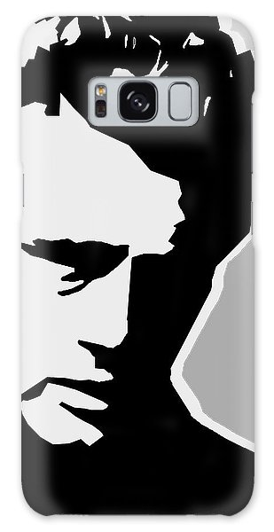 James Dean  Galaxy Case by Mark Ashkenazi