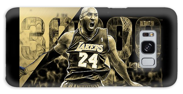 Kobe Bryant Collection Galaxy Case by Marvin Blaine