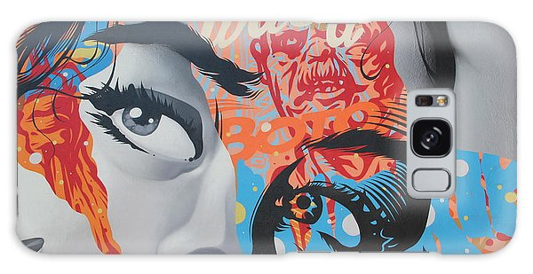La Street Art Galaxy Case