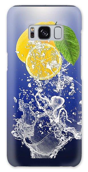 Lemon Splast Galaxy Case