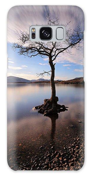 Loch Lomond Tree Galaxy Case