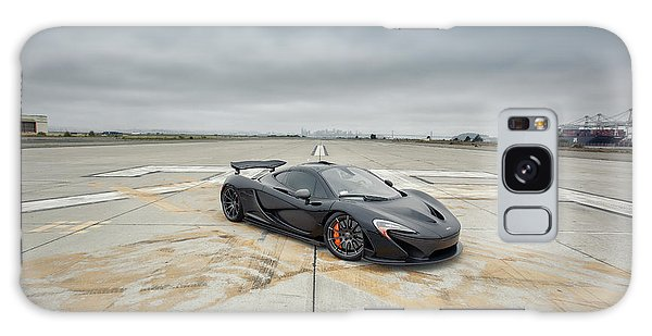 Galaxy Case featuring the photograph #mclaren #mso #p1 by ItzKirb Photography