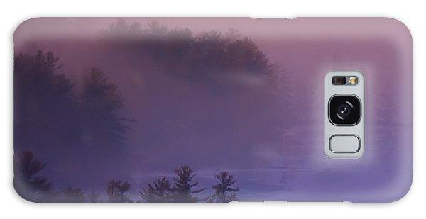 Melvin Bay Fog Galaxy Case