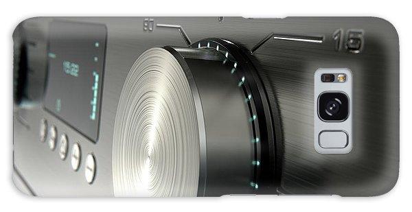 Front Galaxy Case - Modern Washing Machine Closeups by Allan Swart