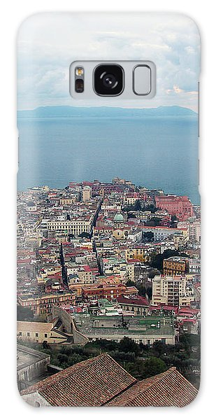 Naples Italy Galaxy Case