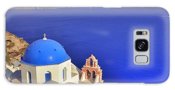 Oia - Santorini Galaxy Case
