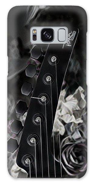 Parker Fly Guitar Headstock Galaxy Case