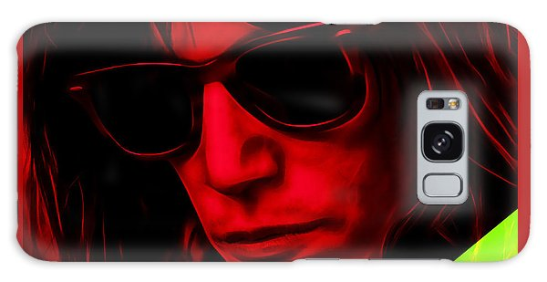 Patti Smith Collection Galaxy Case by Marvin Blaine