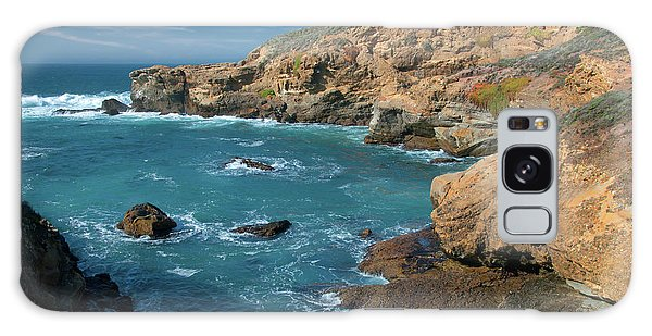 Point Lobos Galaxy Case by Glenn Franco Simmons