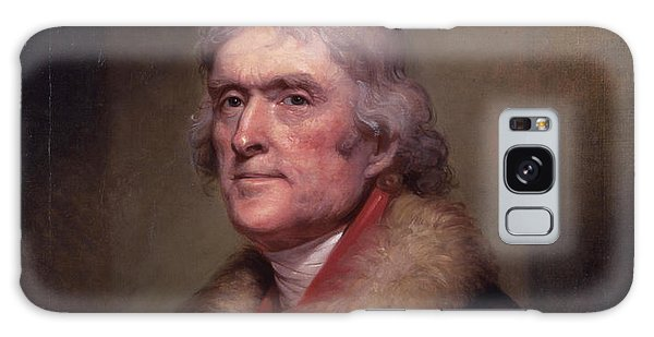 President Thomas Jefferson Galaxy Case