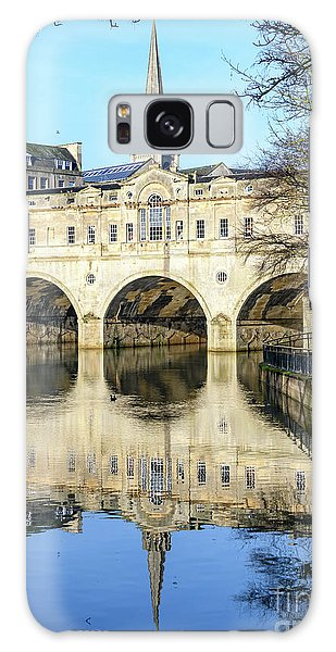 Pulteney Bridge, Bath Galaxy Case