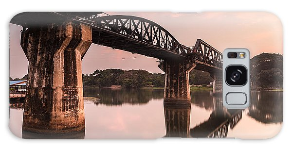 River Kwai Bridge Galaxy Case