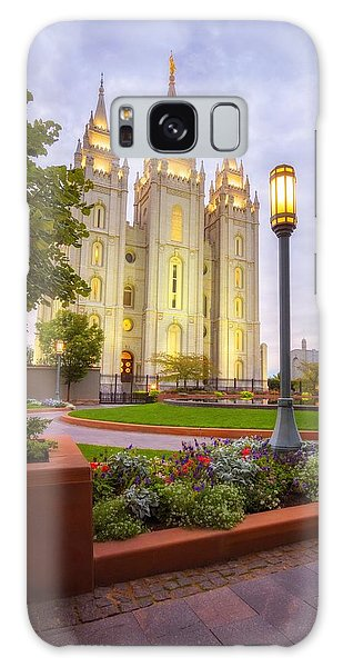 Salt Lake Temple Galaxy Case