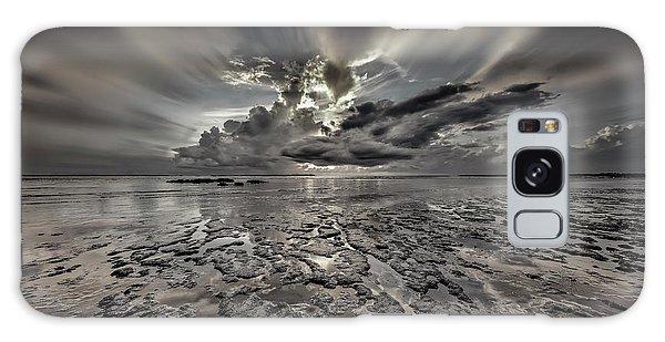 Seascape Of Hilton Head Island Galaxy Case