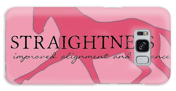Straightness Galaxy Case