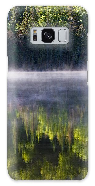 Summer Morning Galaxy Case by Mircea Costina Photography