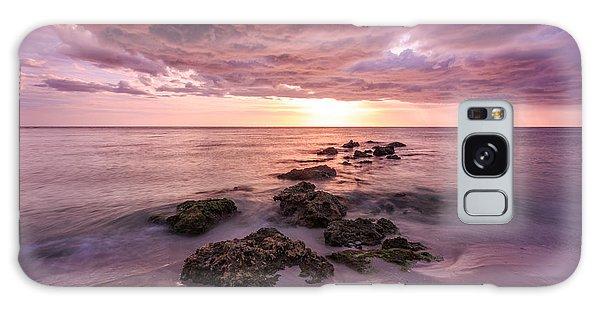 Sunset Naples Beach Florida Galaxy Case