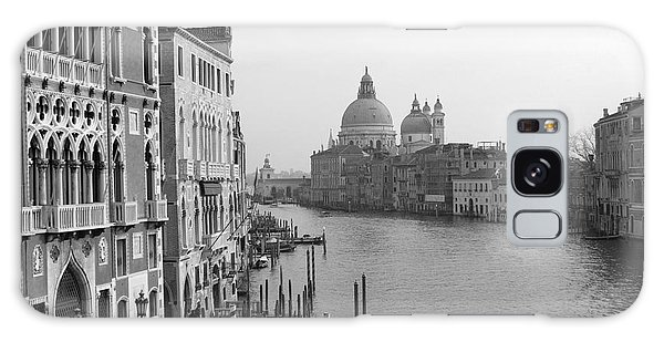 The Grand Canal In Venice Galaxy Case