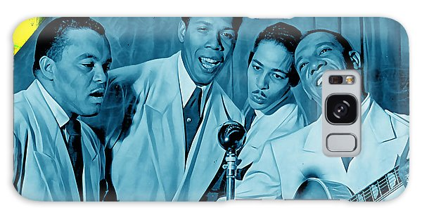 The Ink Spots Collection Galaxy Case
