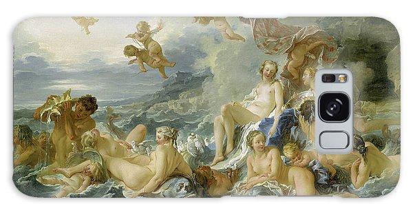 Angel Galaxy Case - The Triumph Of Venus by Francois Boucher
