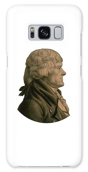 Thomas Jefferson Galaxy Case - Thomas Jefferson Profile by War Is Hell Store