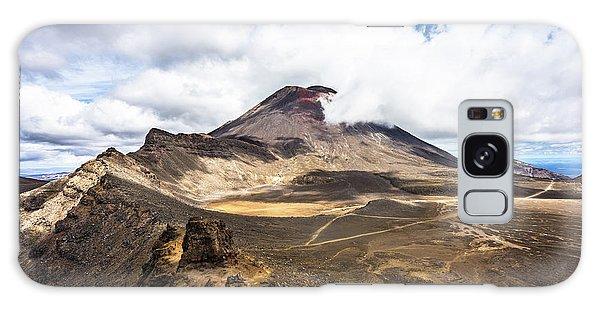 Tongariro Alpine Crossing In New Zealand Galaxy Case