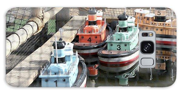 4 Toy Boats Galaxy Case