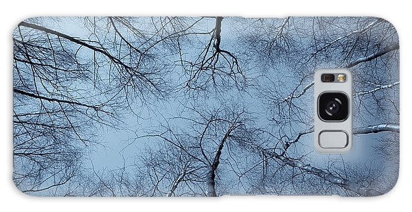 Trees In Epping Forest Galaxy Case