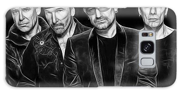 U2 Collection Galaxy Case