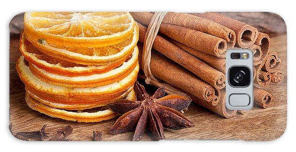 Rustic Galaxy Case - Winter Spices by Nailia Schwarz