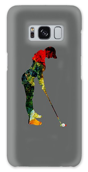 Womens Golf Collection Galaxy Case