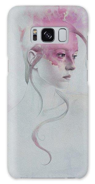 Hair Galaxy Case - 406 by Diego Fernandez