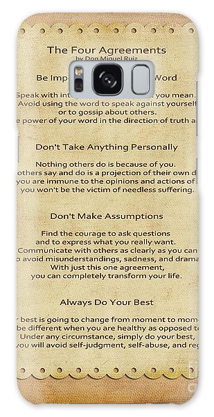 41- The Four Agreements Galaxy Case