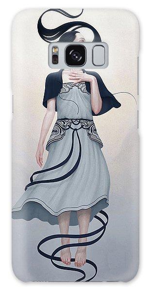 Dress Galaxy Case - 434 by Diego Fernandez