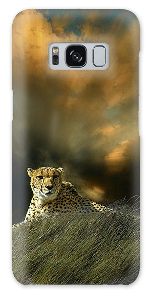 Galaxy Case featuring the photograph 4452 by Peter Holme III