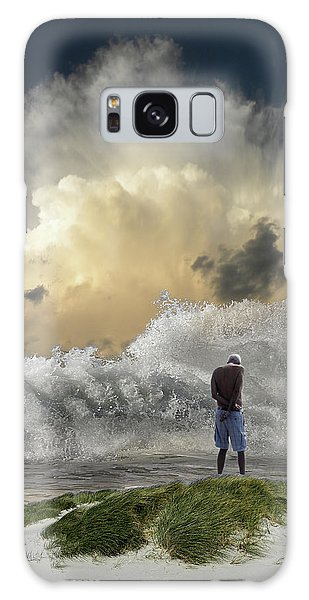 Galaxy Case featuring the photograph 4457 by Peter Holme III