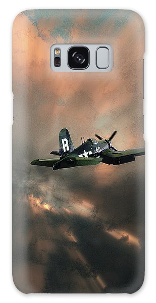 Galaxy Case featuring the photograph 4462 by Peter Holme III