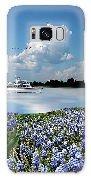 Galaxy Case featuring the photograph 4464 by Peter Holme III