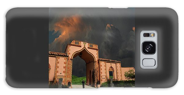 Galaxy Case featuring the photograph 4470 by Peter Holme III