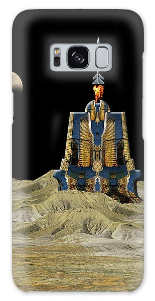 Galaxy Case featuring the photograph 4481 by Peter Holme III