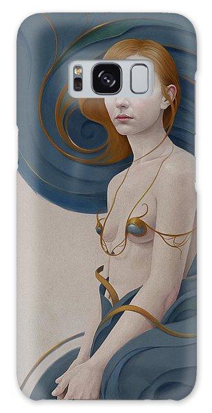 Hair Galaxy Case - 459 by Diego Fernandez