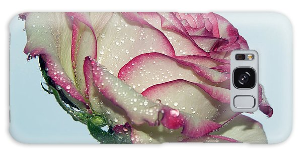 Beautiful Rose Galaxy Case