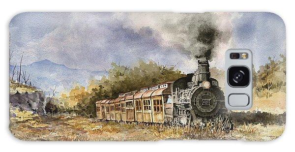 Train Galaxy S8 Case - 481 From Durango by Sam Sidders